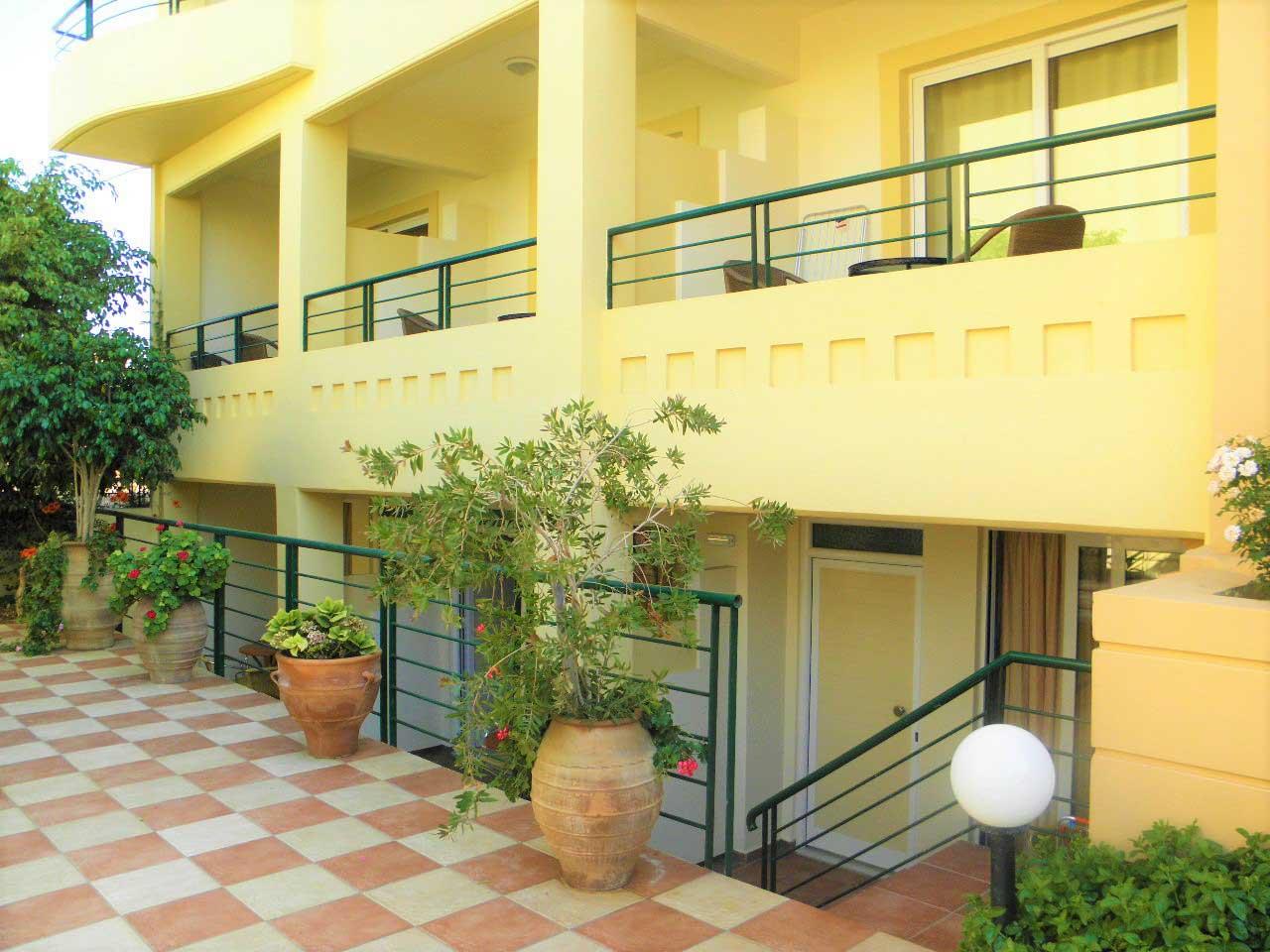 Standard Apartment<br> (Semi Basement)