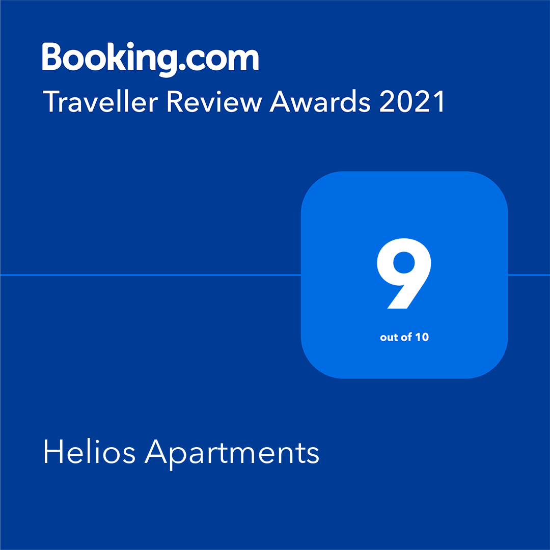 Booking.com Traveler Review Award