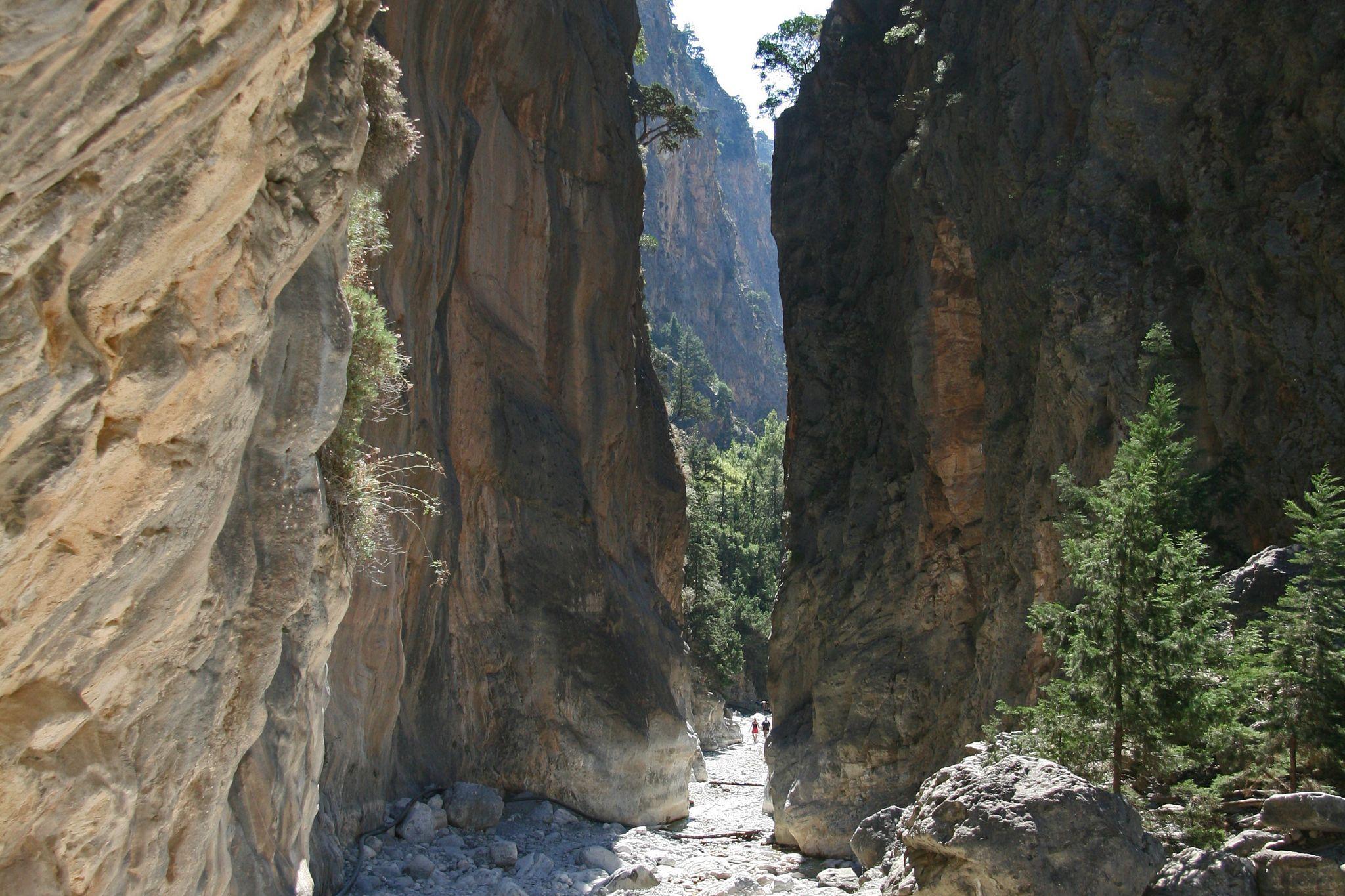 Discover Samaria Gorge